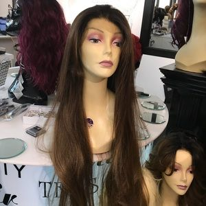 Accessories - Wig Birthday Wig Why? ITS SUPER DUPER LONG 40 inch